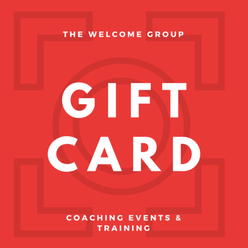 Gift Card Supporting The Welcome Group