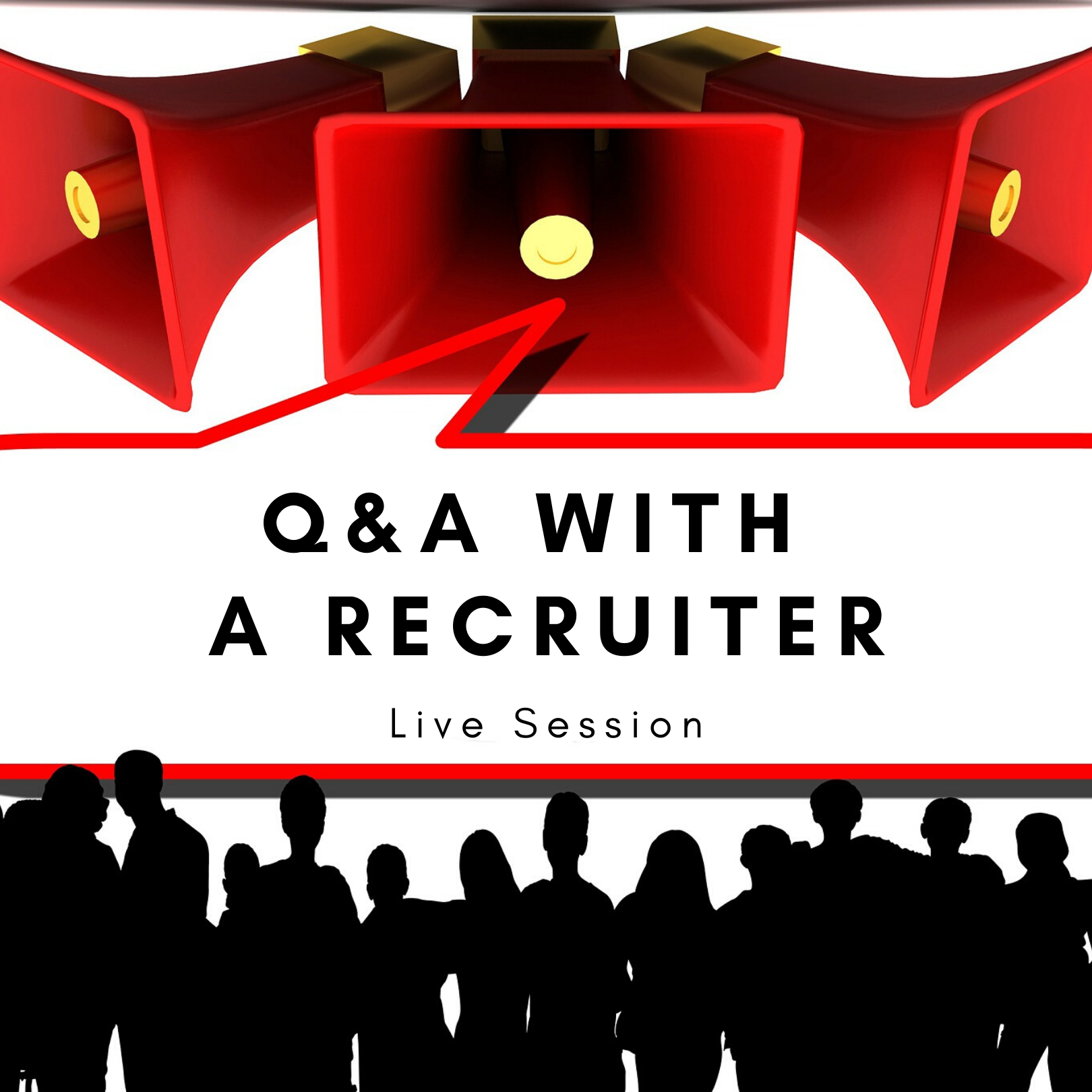 Live Q&A Session [with a recruiter]